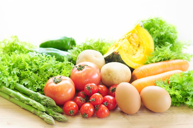食物繊維、ミネラル豊富な食材