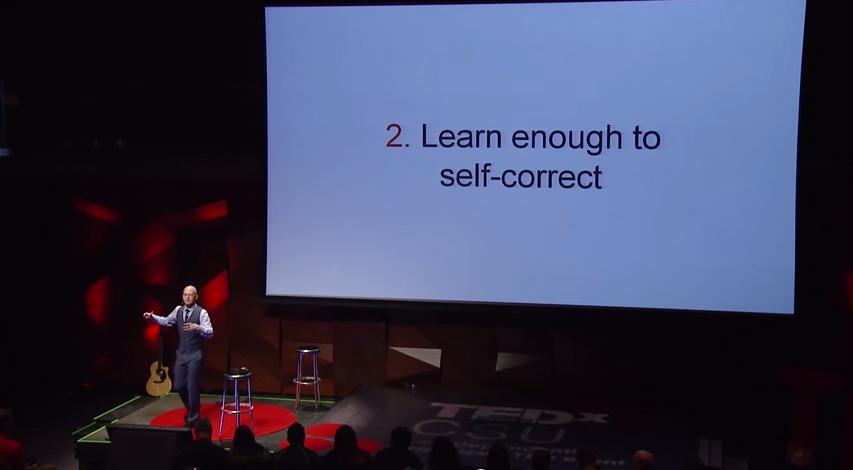 【2つめのコツ】自己修正しながら必要なことを学ぶ